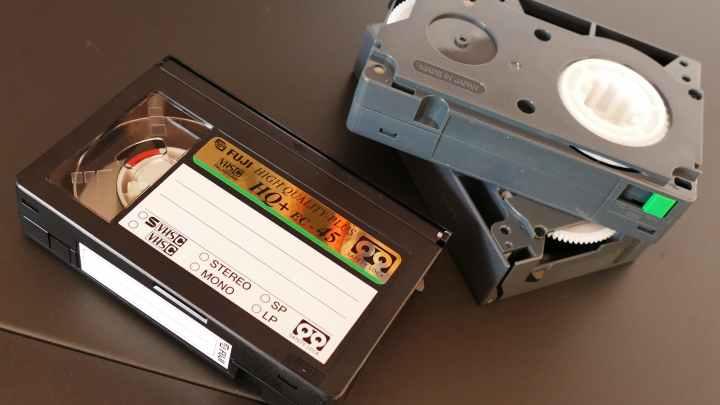 cassette electronics equipment film