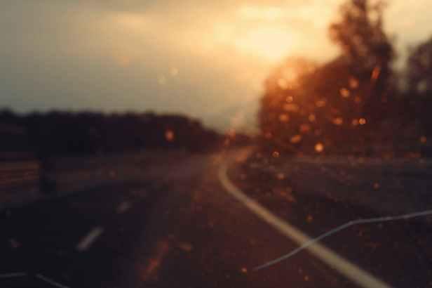 street car vehicle blur