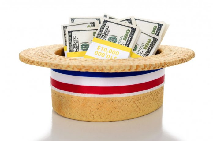 politics cash